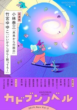 カドブンノベル 2019年11月号-電子書籍