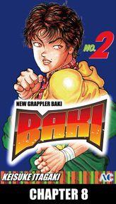 BAKI, Chapter 8