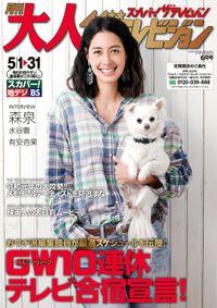 月刊大人ザテレビジョン 2019年6月号