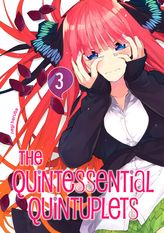 The Quintessential Quintuplets Volume 3