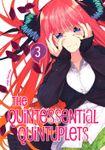 The Quintessential Quintuplets Volume 3