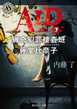 AID 猟奇犯罪捜査班・藤堂比奈子-電子書籍