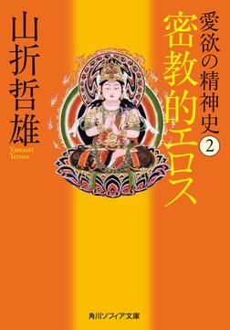 愛欲の精神史2 密教的エロス-電子書籍