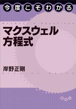 今度こそわかるマクスウェル方程式-電子書籍
