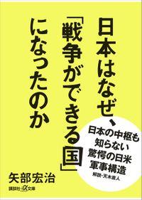 日本はなぜ、「戦争ができる国」になったのか(講談社+α文庫)