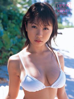 西田麻衣1st.写真集 OPEN MIND-電子書籍