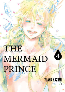 THE MERMAID PRINCE, Volume 4