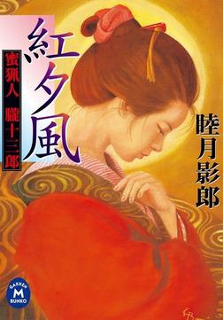 蜜猟人朧十三郎 紅夕風-電子書籍