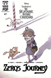 Disney Manga: Tim Burton's The Nightmare Before Christmas: Zero's Journey Issue #7