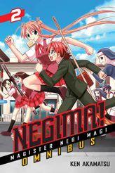 Negima! Omnibus Volume 4, 5, 6