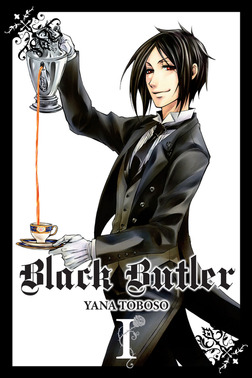 Black Butler, Vol. 1-電子書籍