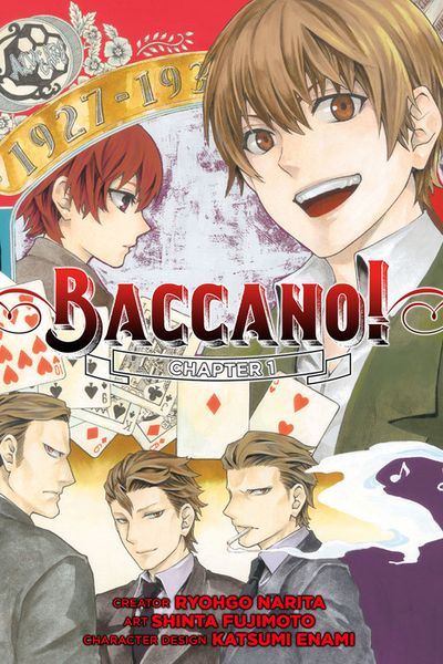 Baccano!, Chapter 1