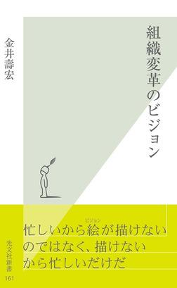 組織変革のビジョン-電子書籍