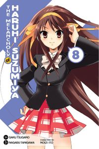 The Melancholy of Haruhi Suzumiya, Vol. 8