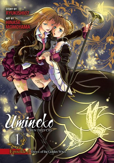 Umineko WHEN THEY CRY Episode 6: Dawn of the Golden Witch, Vol. 1