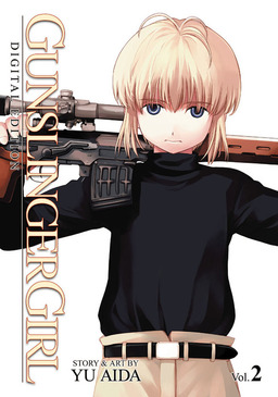 Gunslinger Girl Vol. 2