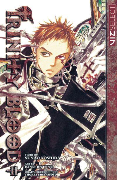 Trinity Blood, Volume 2