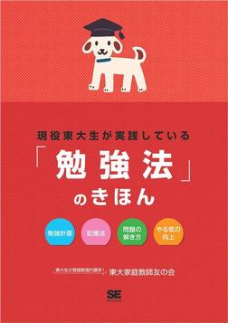 現役東大生が実践している「勉強法」のきほん-電子書籍