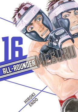 All-Rounder Meguru 16