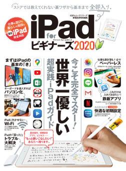 100%ムックシリーズ iPad for ビギナーズ 2020-電子書籍