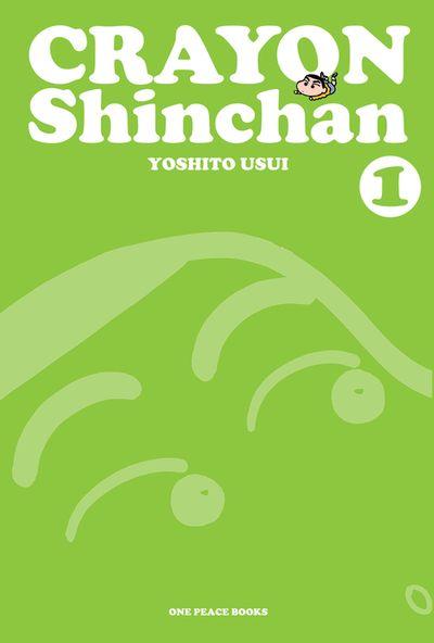 Crayon Shinchan Volume 1