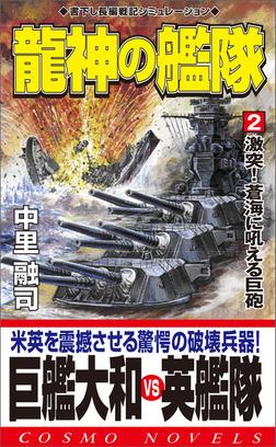 龍神の艦隊(2)激突!蒼海に吼える巨砲-電子書籍