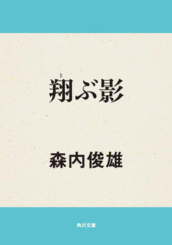 翔ぶ影-電子書籍