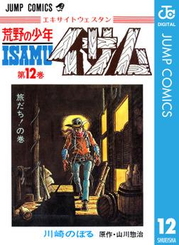 荒野の少年イサム 12-電子書籍