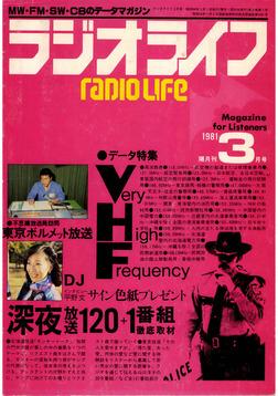 ラジオライフ 1981年 3月号-電子書籍