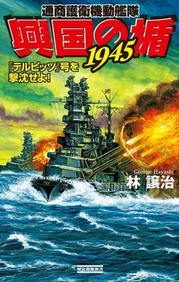 興国の楯1945 『テルピッツ』号を撃沈せよ!-電子書籍