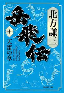 岳飛伝 十 天雷の章-電子書籍