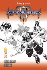 Kingdom Hearts III, Chapter 6 (manga)
