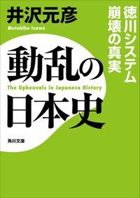 動乱の日本史 徳川システム崩壊の真実