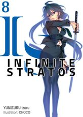 Infinite Stratos: Volume 8