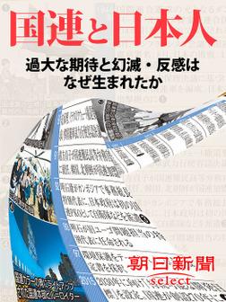 国連と日本人 過大な期待と幻滅・反感はなぜ生まれたか-電子書籍