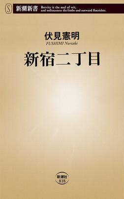 新宿二丁目(新潮新書)-電子書籍