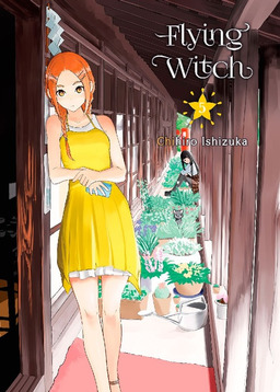 Flying Witch Volume 5