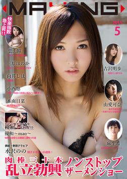 月刊MAXING 2015年5月号-電子書籍