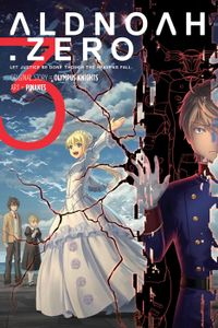 Aldnoah.Zero Season One, Vol. 3