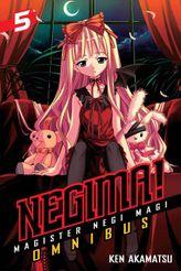 Negima! Omnibus Volume 13, 14, 15