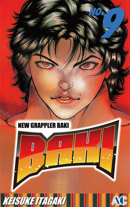 BAKI, Volume 9