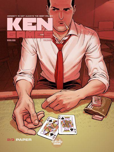 Ken Games - Volume 2 - Paper