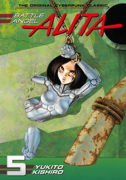 Battle Angel Alita Volume 5