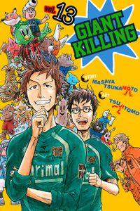 Giant Killing Volume 13
