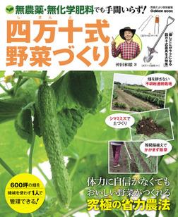 四万十式野菜づくり 無農薬・無化学肥料でも手間いらず!-電子書籍