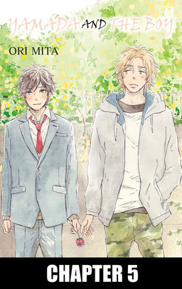 YAMADA AND THE BOY (Yaoi Manga), Chapter 5