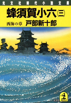 蜂須賀小六(三)~西海の章~-電子書籍