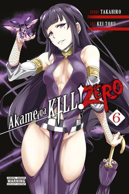 Akame ga KILL! ZERO, Vol. 6