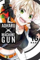 Aoharu x Machinegun, Vol. 16