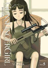 Gunslinger Girl Vol. 5